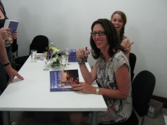 The Book Signing